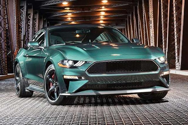 Ford Mustang Bullitt ya en México