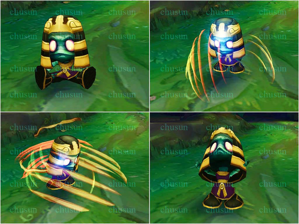 Mod Skin Amumu Pha-ra-ông, Amumu có thể là một trong những vị tướng kì lạ  nhất của Liên Minh Huyền Thoại. Chẳng ai biết gì về cuộc đời của cậu ta  trước ...