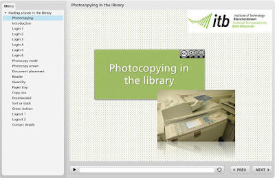 ITB Library: Need to photocopy?