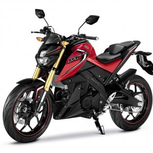 Yamaha M-SLAZ 150 all tyre alloy wheel image