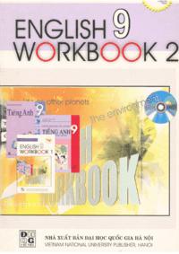 English 9 Workbook 2 - Võ Tâm Lạc Hương