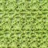 Punto abanico crochet