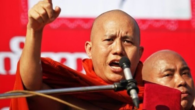 Ucapan Wirathu Ini Lebih Menyakitkan Daripada Sesumbarnya Kepada Rakyat Aceh