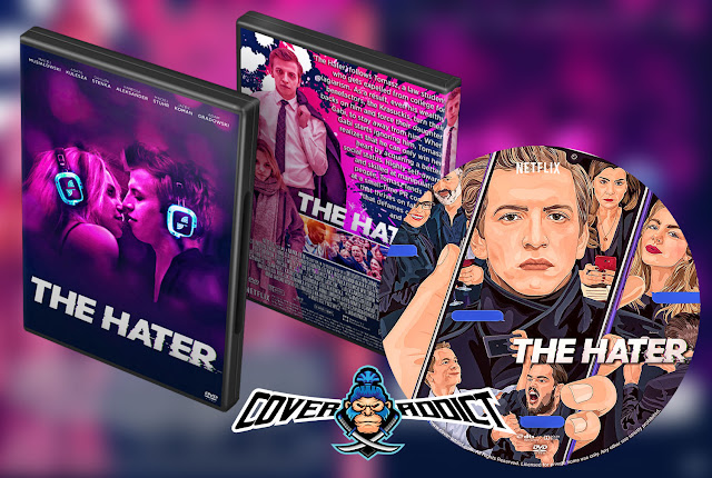 The Hater (2020) DVD Cover