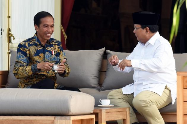 Dirayu jadi Cawapres Jokowi, Begini Jawaban Keren Prabowo Subianto, Gereget!