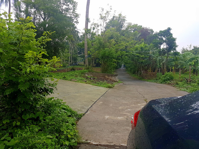 Second Fork Road to Brgy Lumipa, Bailen, Cavite Turn LEFT