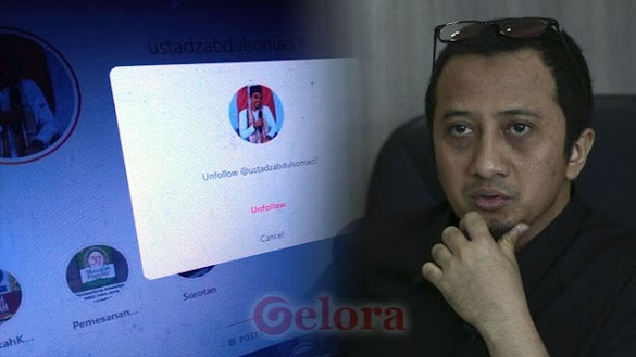 Yusuf Mansur Unfollow Ustadz Somad, Netizen: Shame on You!