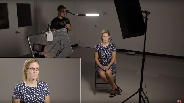 3 Interview Lighting Setups with LEDs