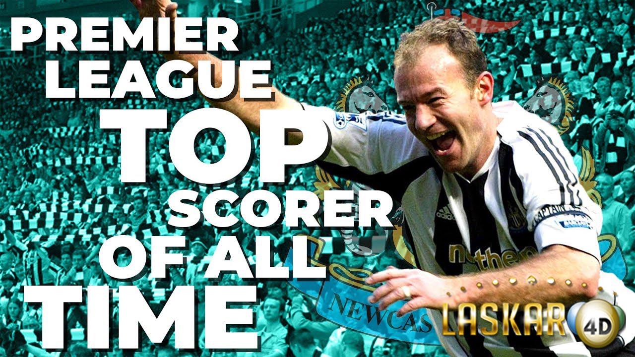 Inilah Daftar Top Skor Premier League Sejak Digulirkan
