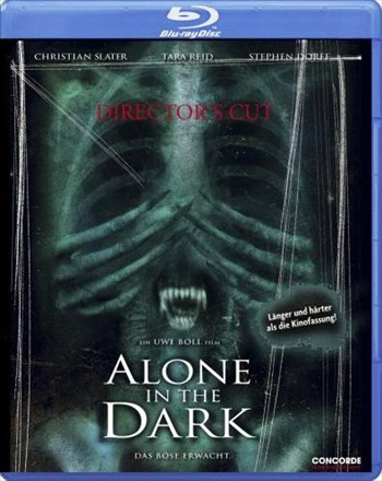 Alone In The Dark 2005 UNRATED Dual Audio Hindi Bluray Movie Download