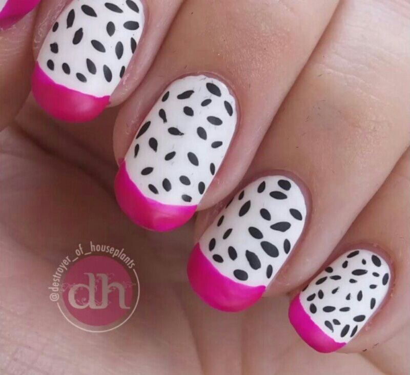 Dragon Nail Art Designs Image Collections Easy Nail Designs For