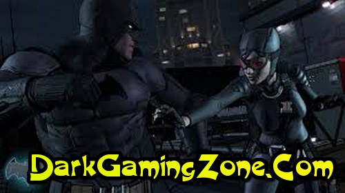 Batman Series Oz Telltale