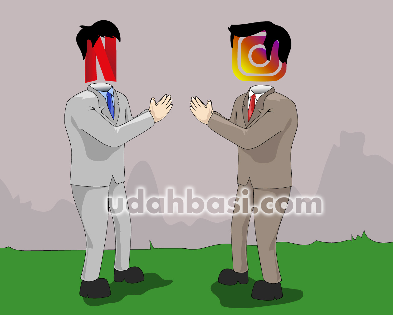 instagram netflix