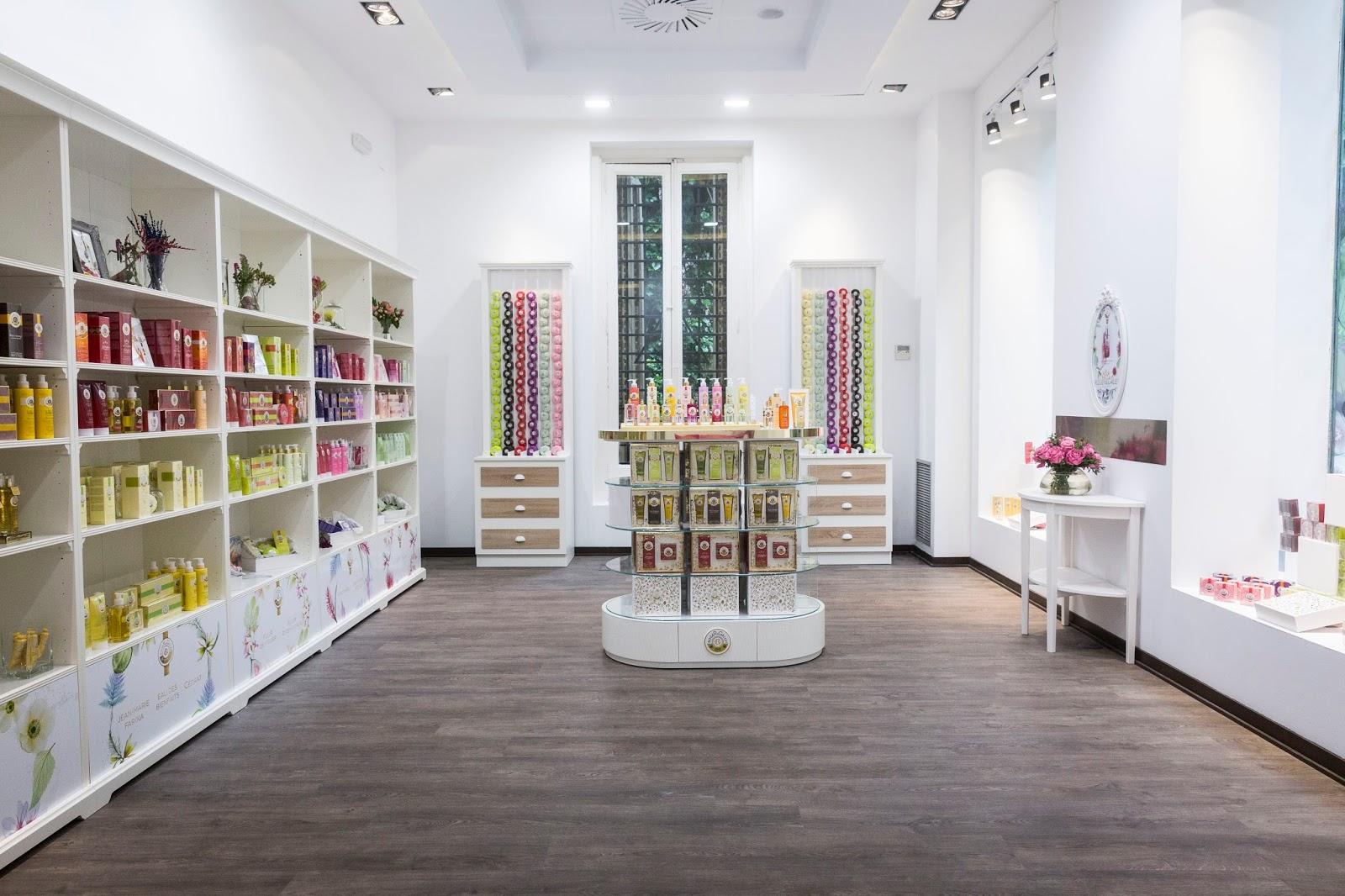 Roger&Gallet abre su primera tienda en Madrid