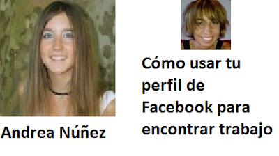 Cómo usar tu perfil de Facebook para encontrar trabajo