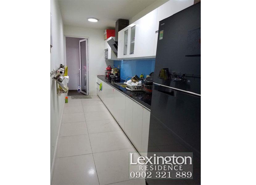 thuê căn hộ 2PN tầng 23 view hộ bơi tại Lexington Quận 2 - hình 5