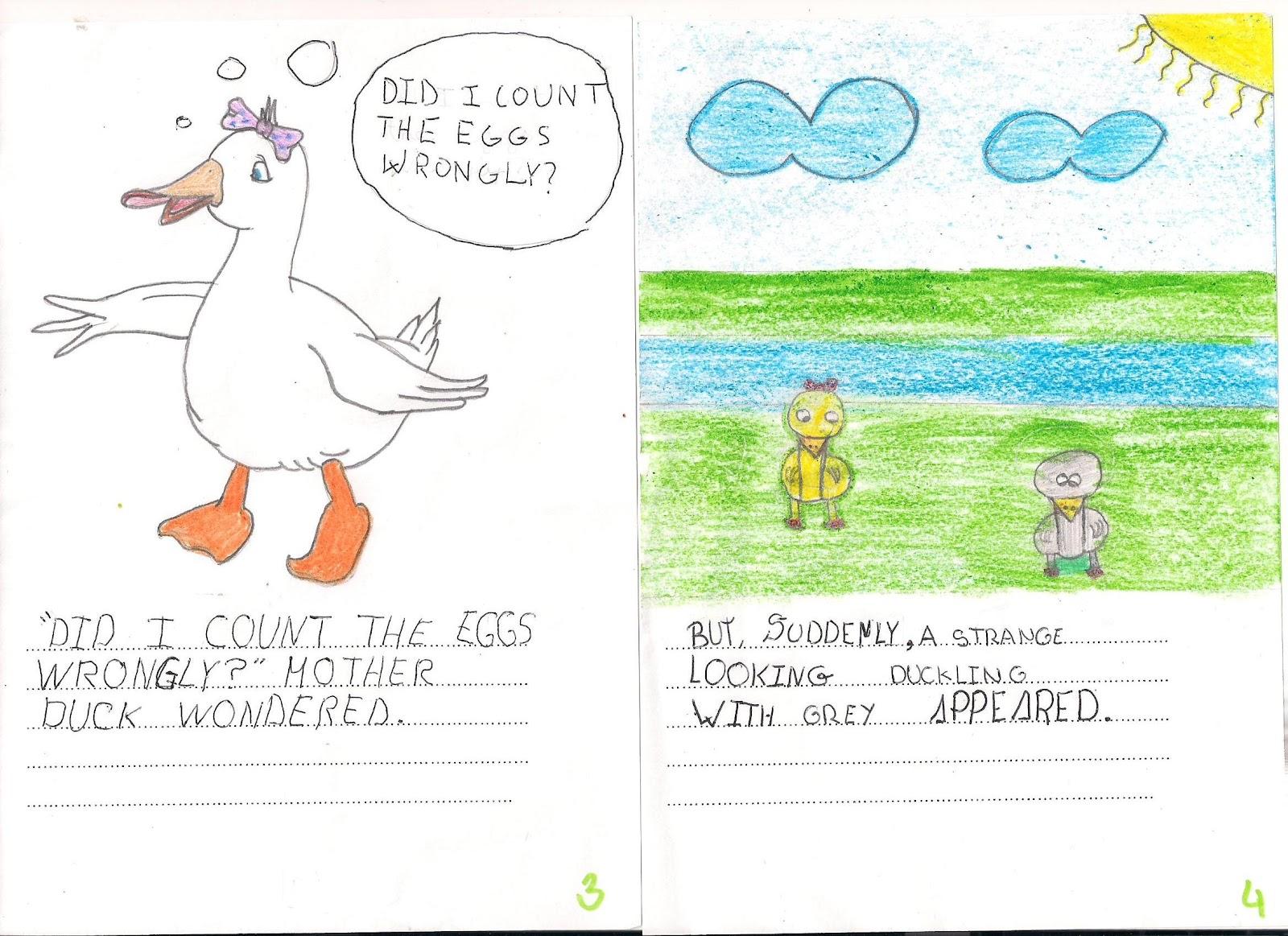 Hi Ugly Duckling 4o Ep