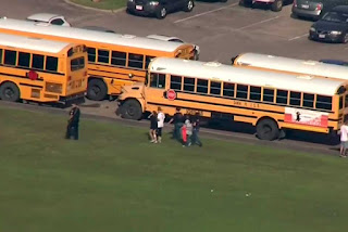 At least 10 killed in Texas school shooting