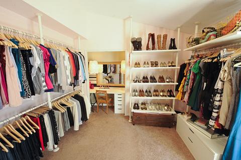 pellmell cr ations dressing. Black Bedroom Furniture Sets. Home Design Ideas