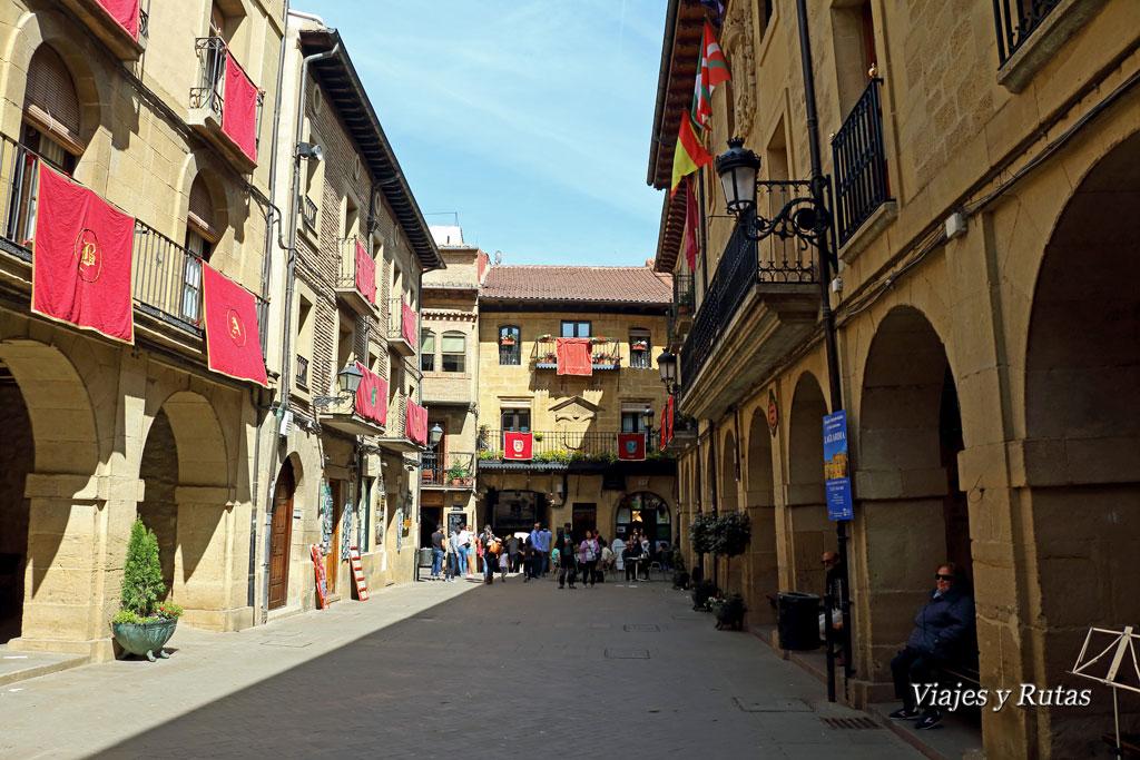 Plaza Mayor de Laguardia, Álava