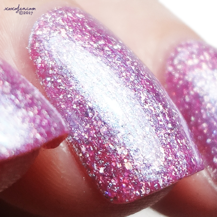 xoxoJen's swatch of KBShimmer Polish A