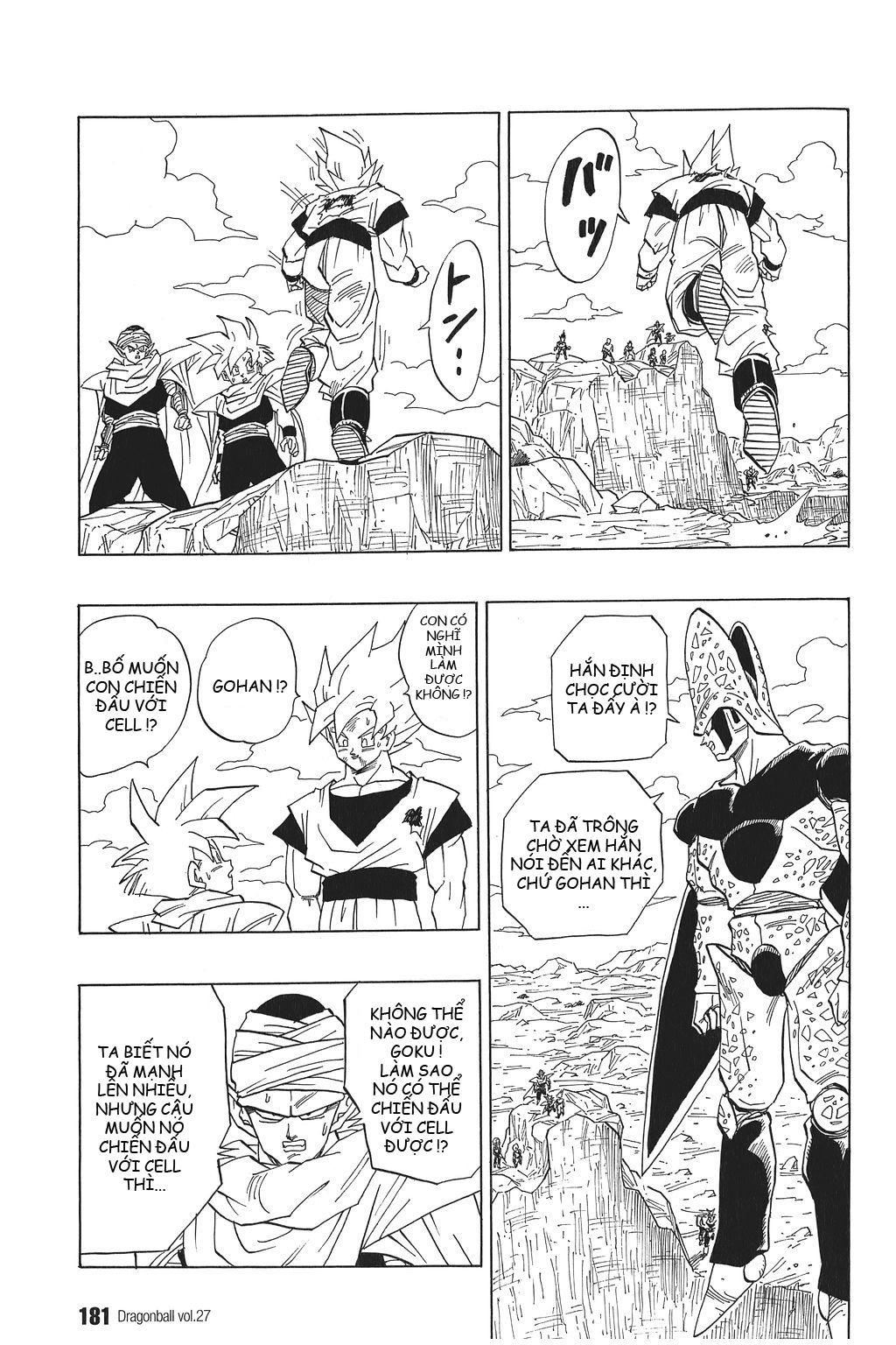 xem truyen moi - Dragon Ball Bản Vip - Bản Đẹp Nguyên Gốc Chap 403