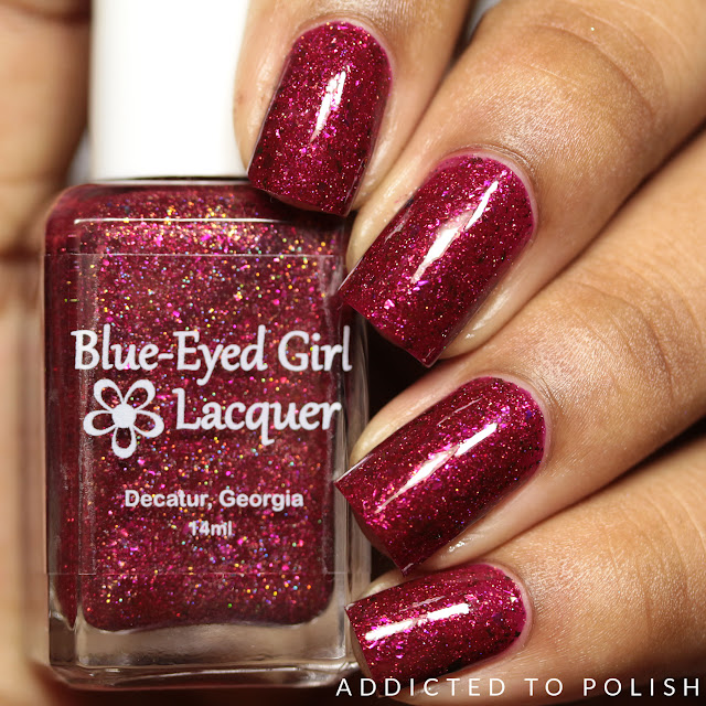 Blue-Eyed Girl Lacquer Special Selection