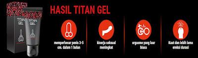 Jual Titan Gel Asli Di Medan