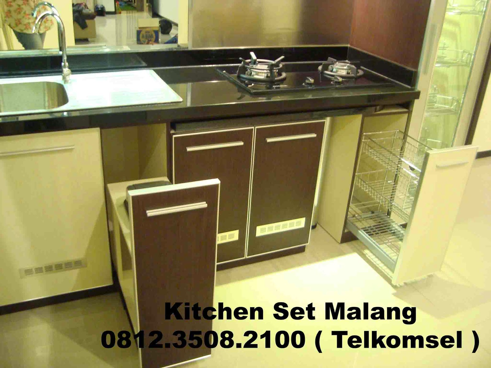 Kitchen set minimalis murah di malang harga kitchen set for Buat kitchen set murah