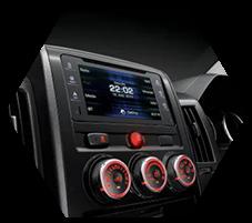 Audio Mitsubishi Delica 2014