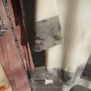 abbigliamento sostenibile ecoprint ecoprinting