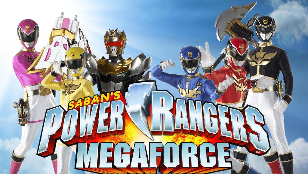 Megaforce menampilkan Gosei, makhluk gaib yang telah melindungi bumi selama berabad-abad bersama asisten robotnya, Tensou. Tapi ketika alien Warstar yang jahat memulai invasi besar-besaran, Gosei memanggil lima remaja dengan sikap untuk membentuk tim pamungkas ... The Power Rangers Megaforce!