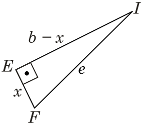 Triângulo retângulo - método da dissecção de Perigal
