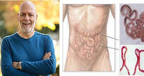acest medic ne invata cum sa scapam de parazitii intestinali