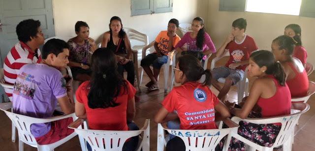 Juventude Missionária cresce na Amazônia