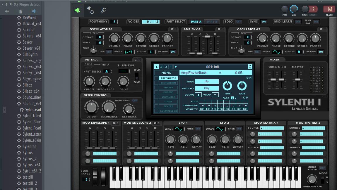 fl studio 12 all plugins