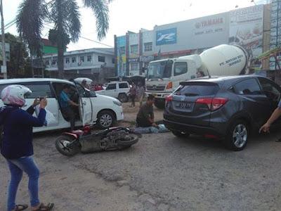 Layak Di HUKUM MATI ! Bekingi Peredaran Sabu, Kanit Narkoba Polresta Palembang Ditembak Polisi - Commando