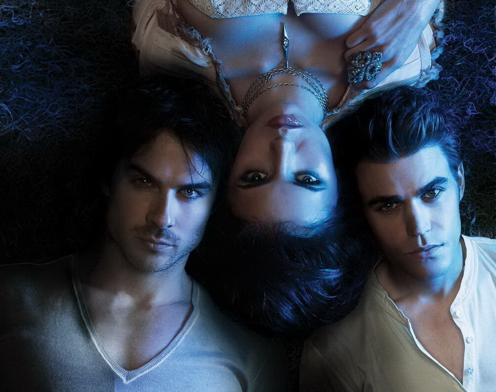 Spot Light: The Vampire Diaries: How It Will All End