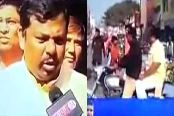 how-raja-singh-reached-chandan-gupta-home-in-kasganj-news
