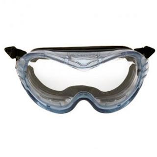 Ampliar imagen : Gafas de Seguridad de acetato incoloro FHESTIN - 3M
