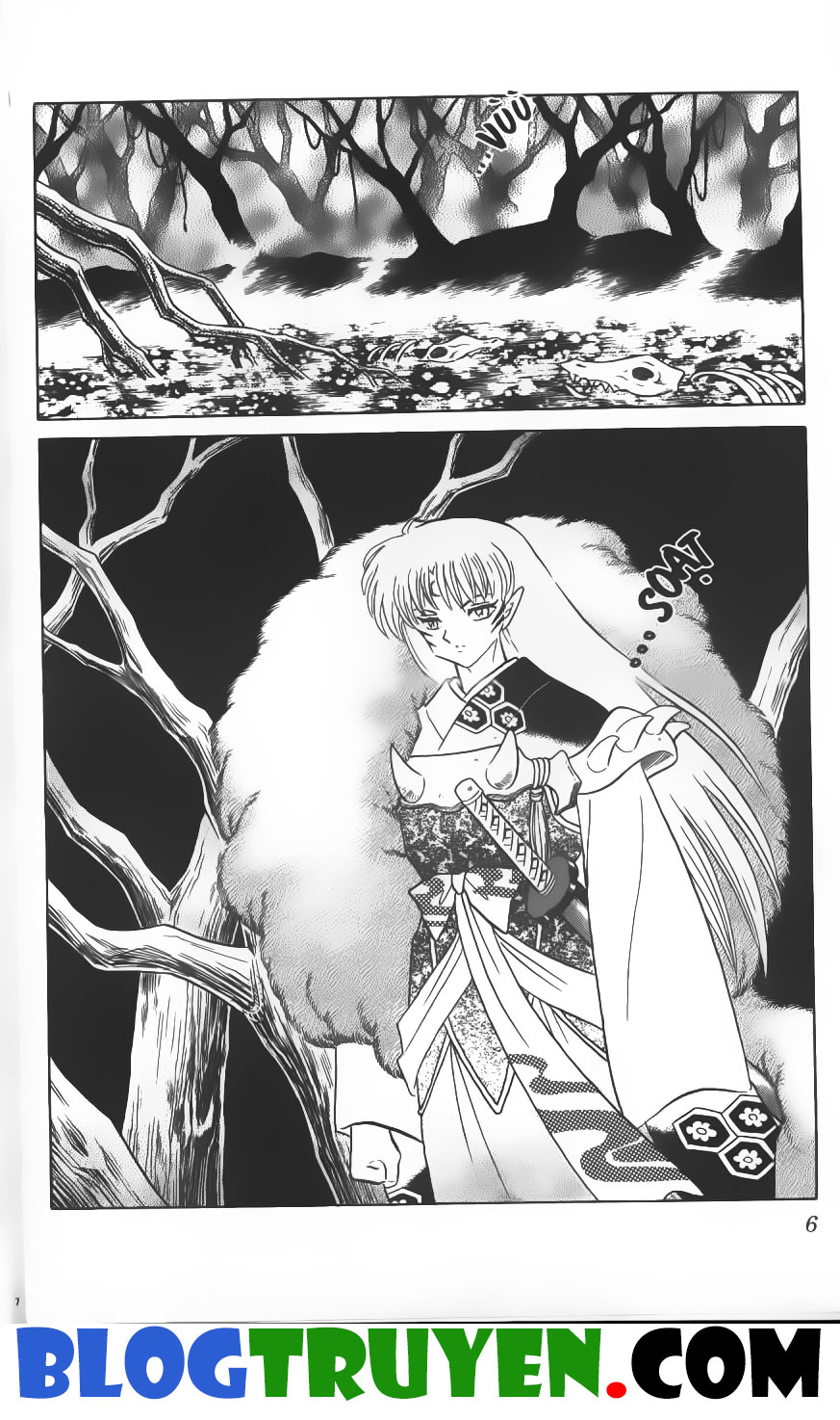 Inuyasha vol 17.1 trang 5