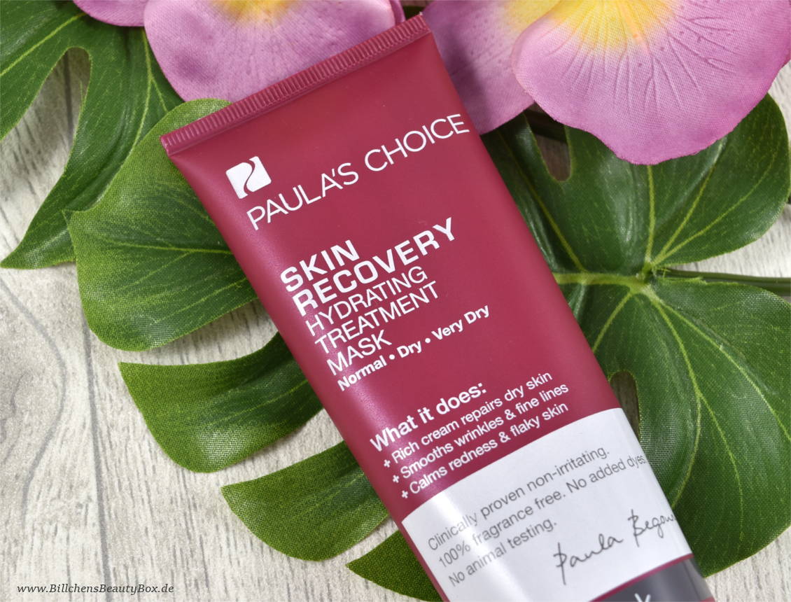 Paula's Choice - Skin Recovery Hydrating Treatment Mask