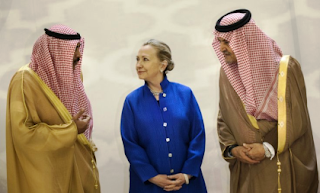 Clinton and the Arabs