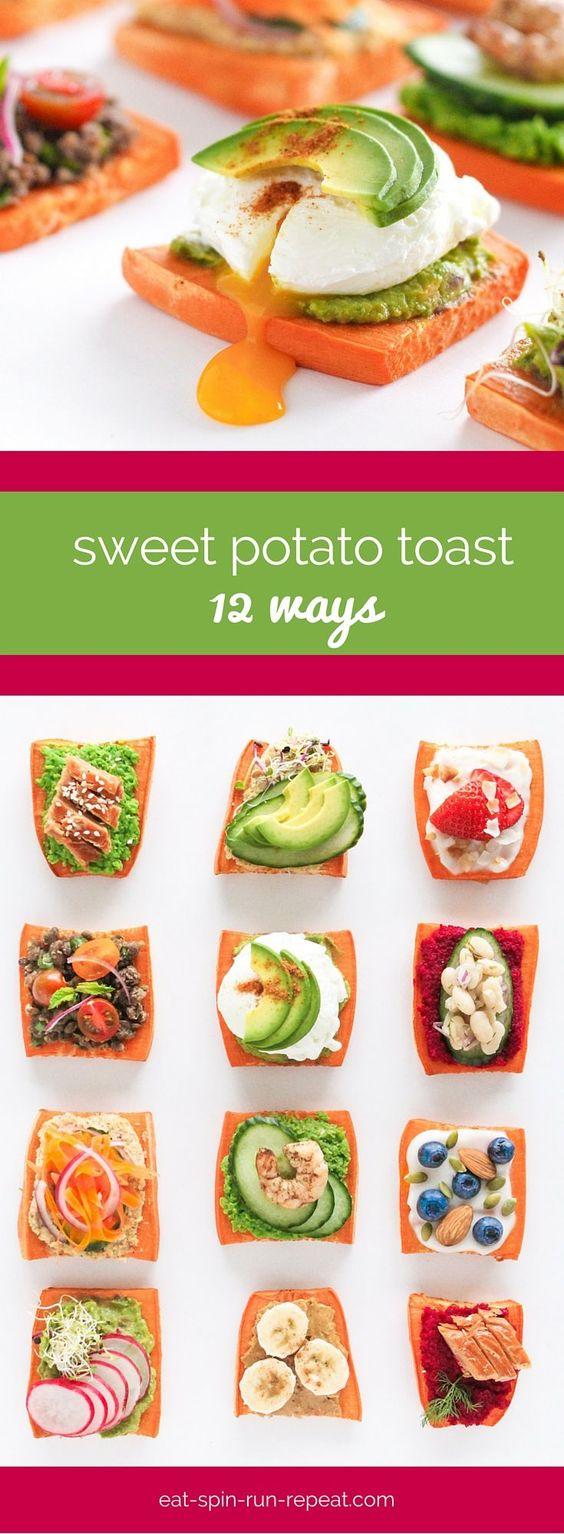 Trending Now: Sweet Potato Toast