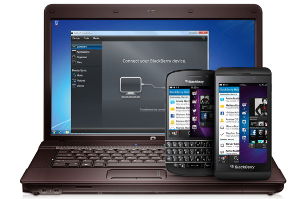 Cara Flash atau Upgrade Blackberry Os 10