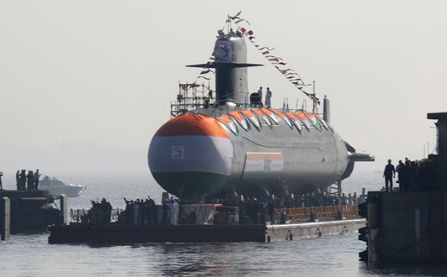 India Will Soon Get Nuclear Submarines that can Attack China and Pakistan at the Same Time