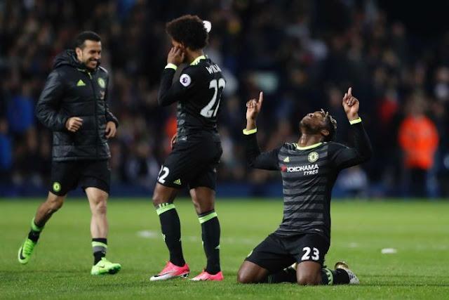 The Blues Menjadi Juara Premier League 2016/2017