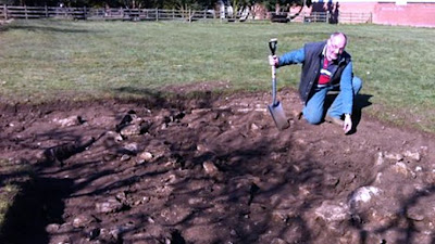 Navenby dig starts to uncover Roman town