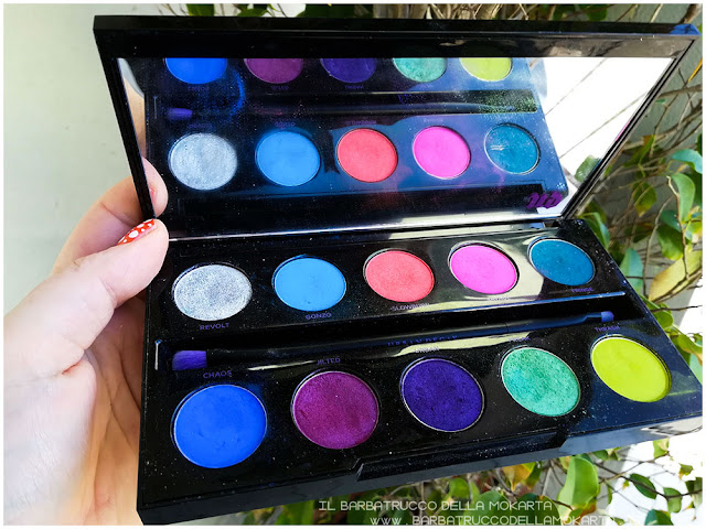 electric urban decay makeup