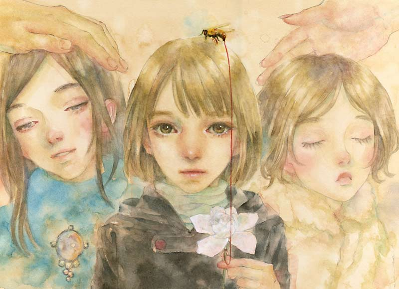 Art And Illustrations By 五ノ井 愛(Ai Gonoi)